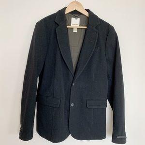 DIESEL Black Blazer Jacket